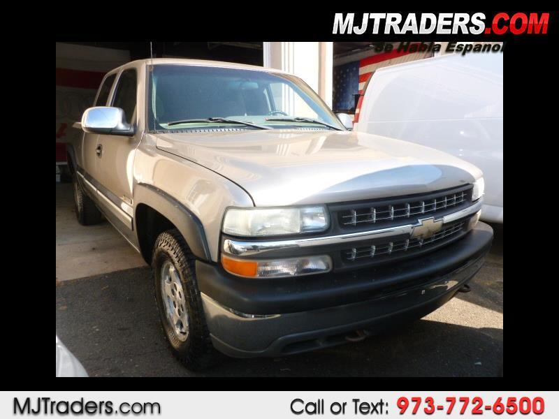 Chevrolet Silverado 1500 LS Extended Cab 4WD 2000