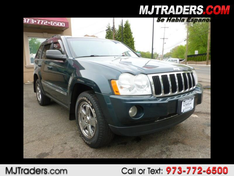 2005 Jeep Grand Cherokee Limited 4WD
