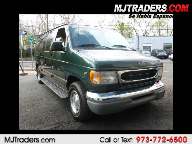 2001 Ford Econoline Wagon E-150 XL