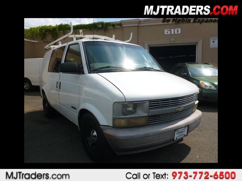 2001 Chevrolet Astro Cargo Van 2WD