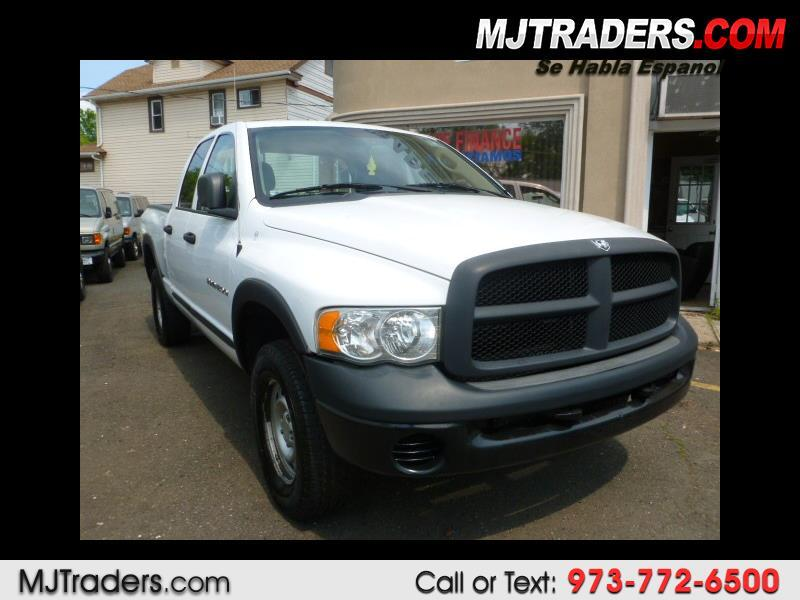 2005 Dodge Ram 1500 ST Quad Cab Short Bed 4WD