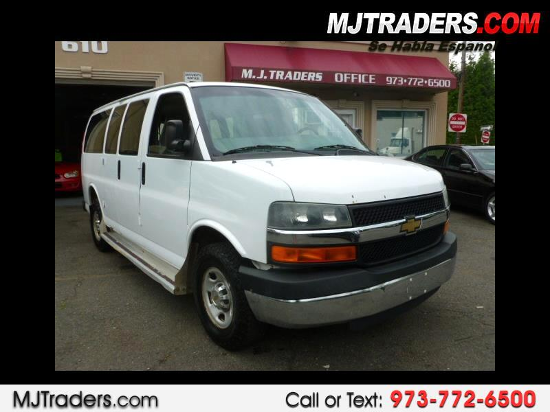 Chevrolet Express LT 3500 2007