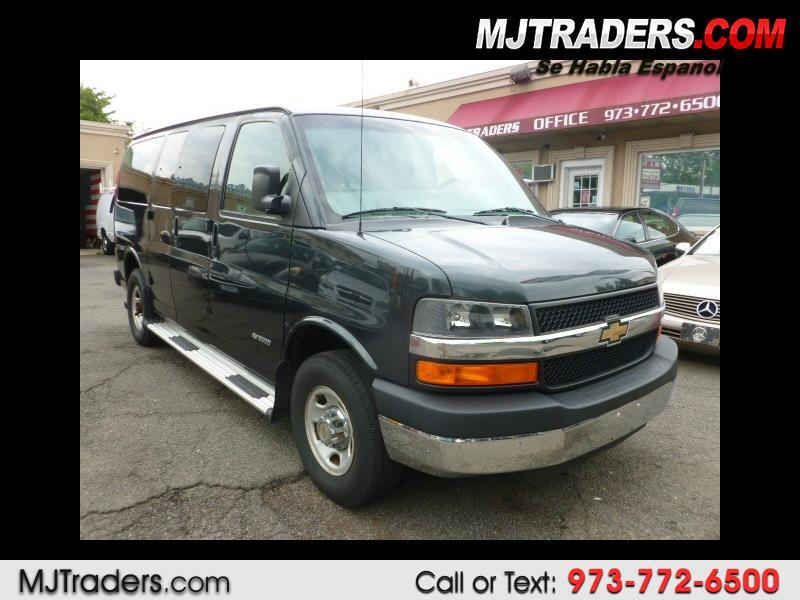 Chevrolet Express 3500 2004