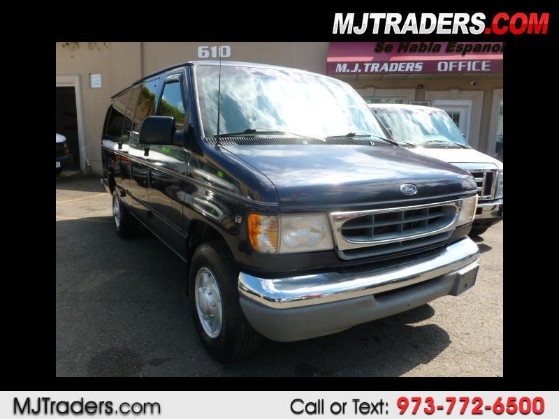 2000 Ford Econoline