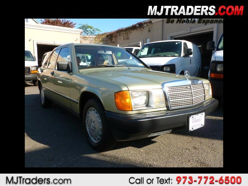 Mercedes-Benz 190 E 2.3 1984