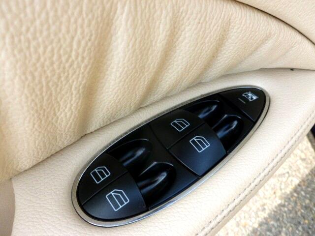 Mercedes-Benz E-Class E500 2005