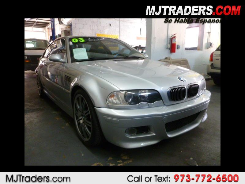 BMW M3 Coupe 2003
