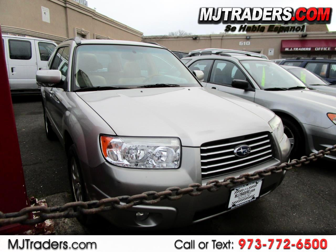Subaru Forester 2.5X L.L.Bean Edition 2006