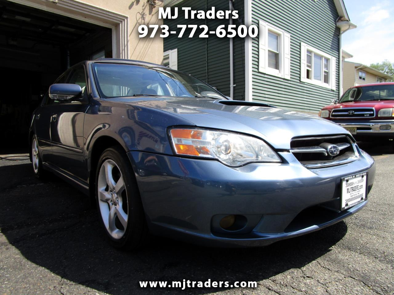 Subaru Legacy 2.5 GT Limited 2006