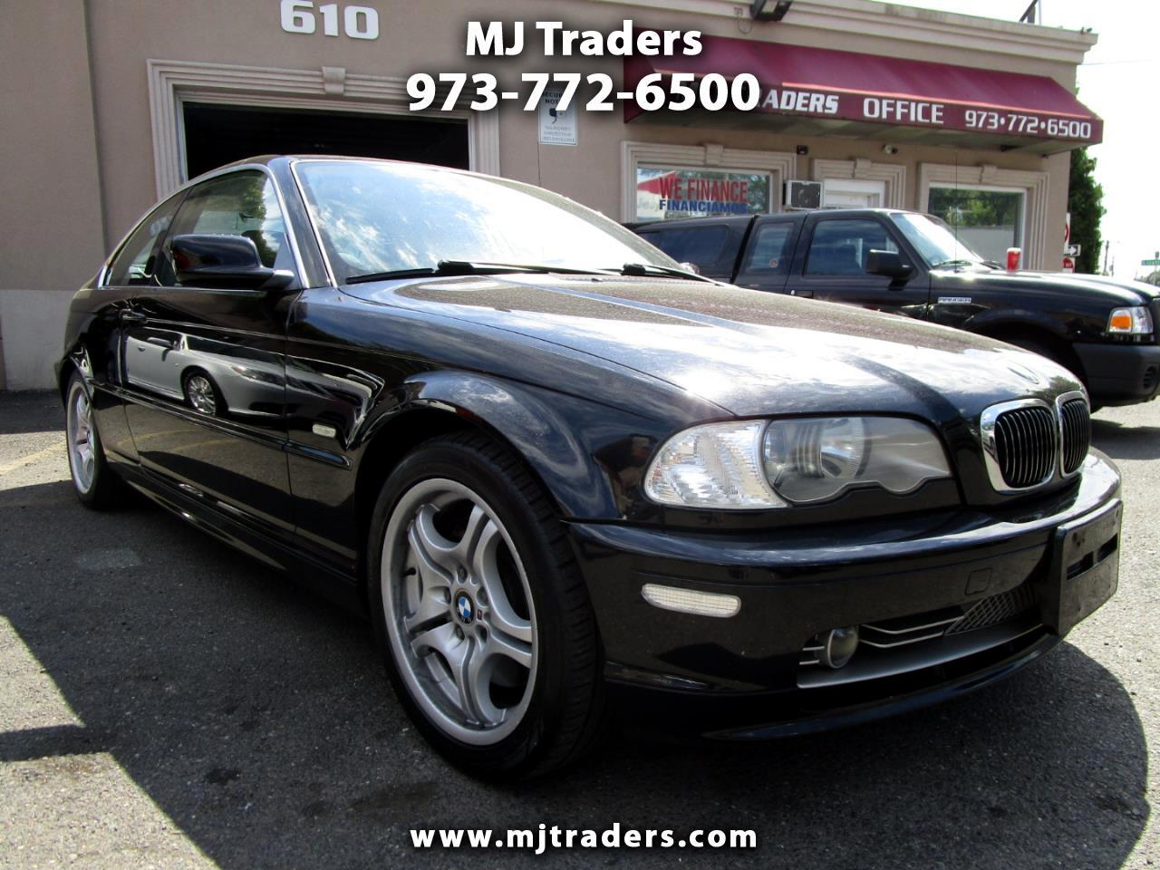 BMW 3-Series 330Ci coupe 2001