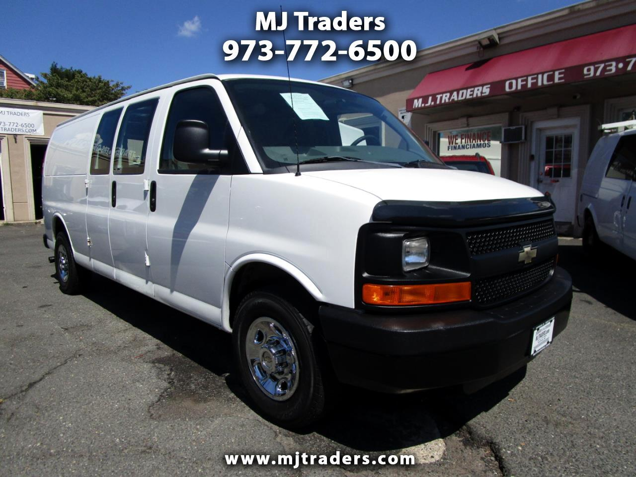 Chevrolet Express 2500 Cargo Extended 2012