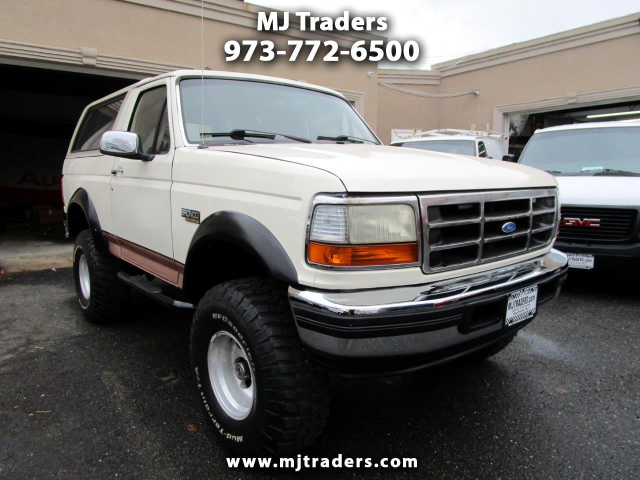 Ford Bronco XL 1995