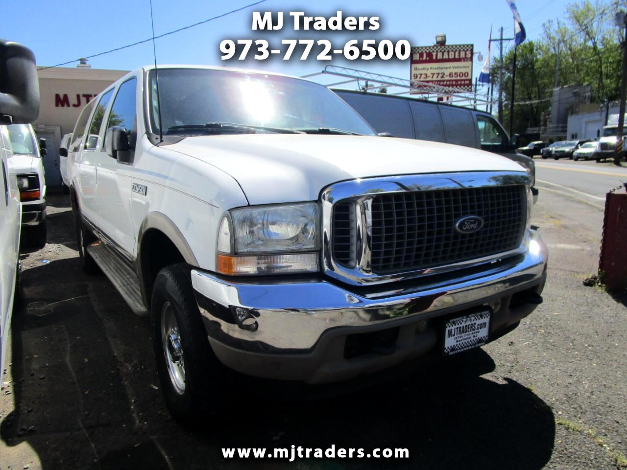 Ford Excursion Limited 6.8L 4WD 2002