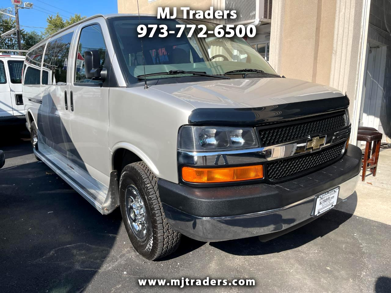 Chevrolet Express LS 3500 Extended 2007