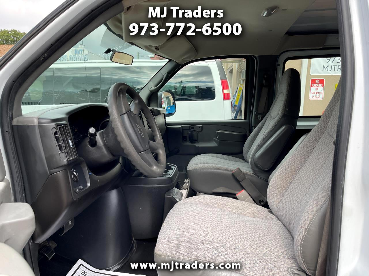 Chevrolet Express 2500 Extended 2007