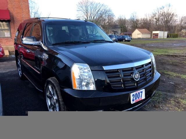 2007 Cadillac Escalade AWD 4dr Luxury