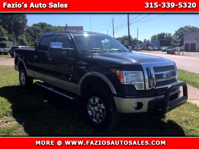 2010 Ford F-150 SuperCrew 150