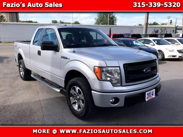 2014 Ford F-150 Supercab 145
