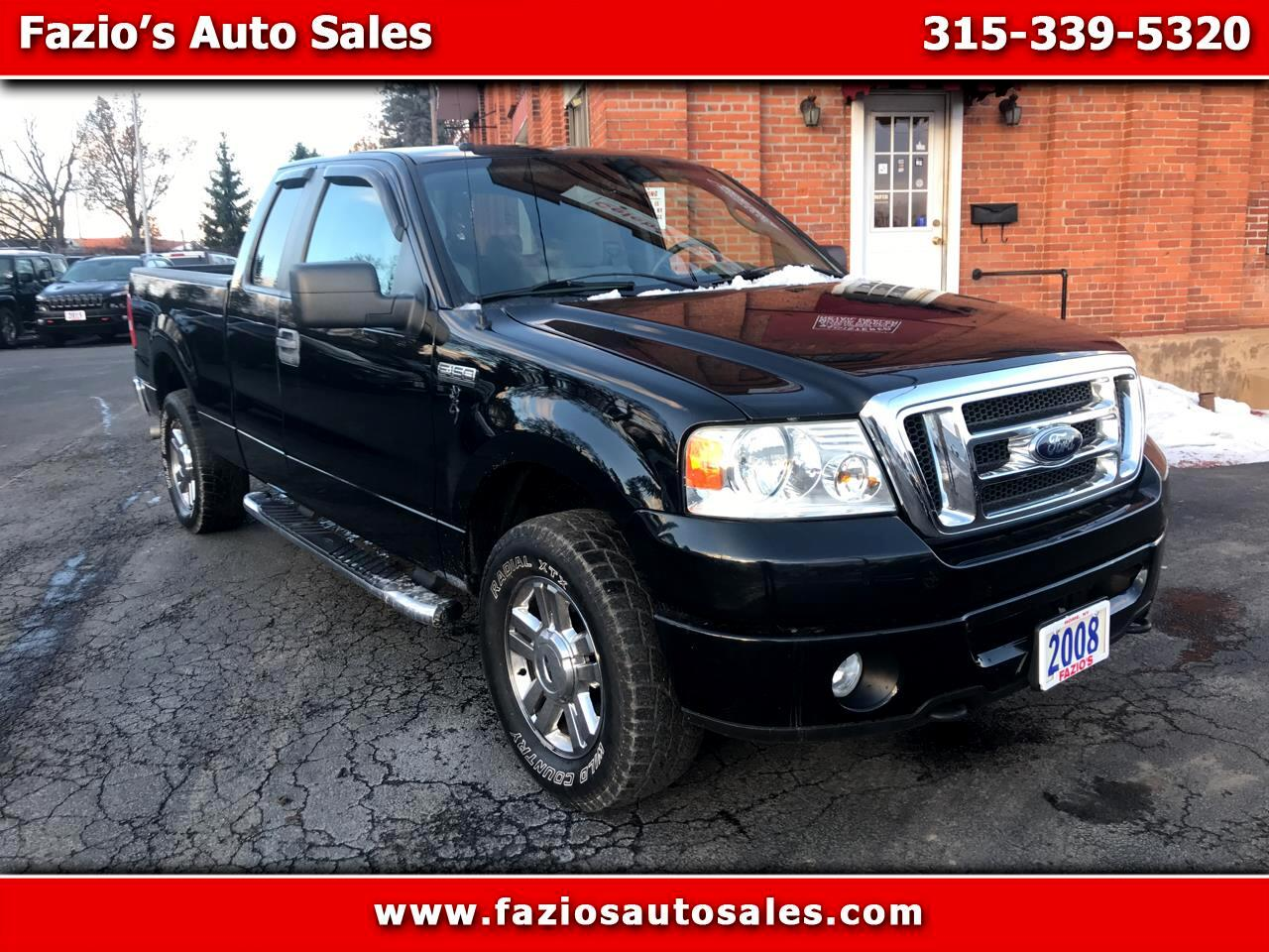2008 Ford F-150 XLT SuperCab 4WD