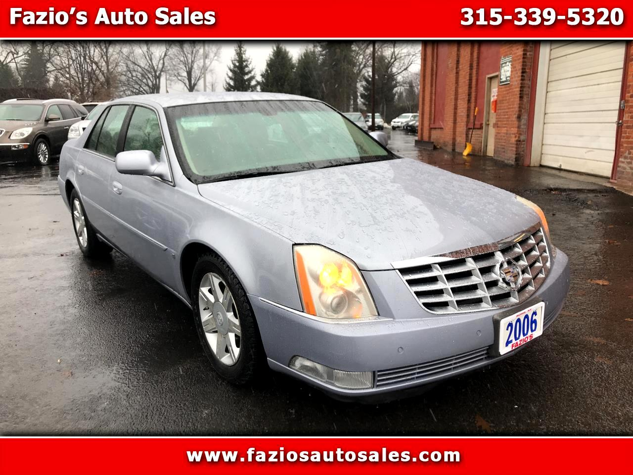 2006 Cadillac DTS 4dr Sdn Luxury I