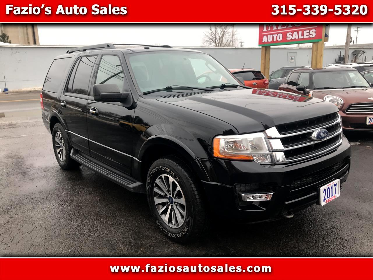 "2017 Ford Expedition 119"" WB XLT 4WD"