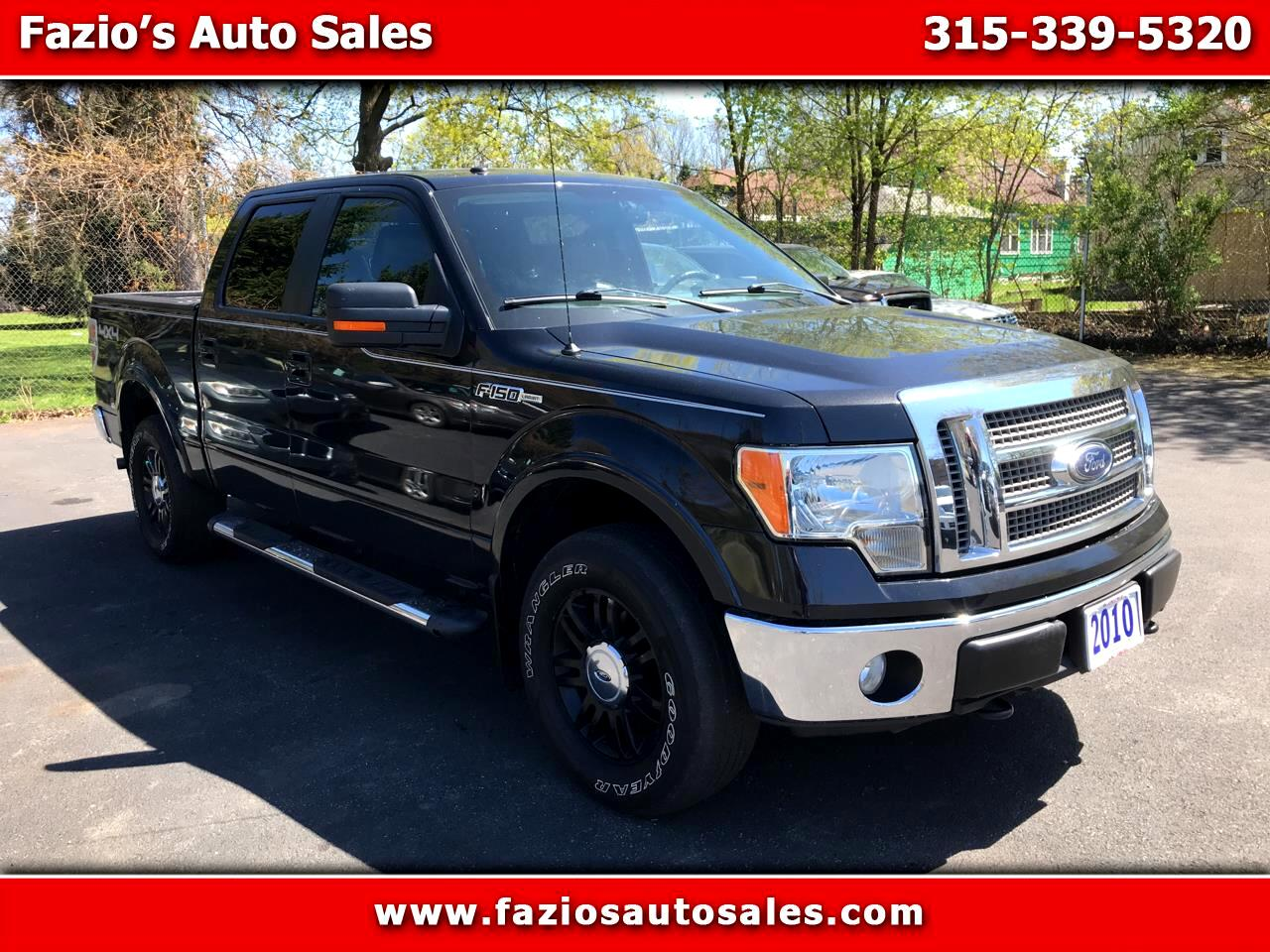 2010 Ford F-150 SuperCrew 139