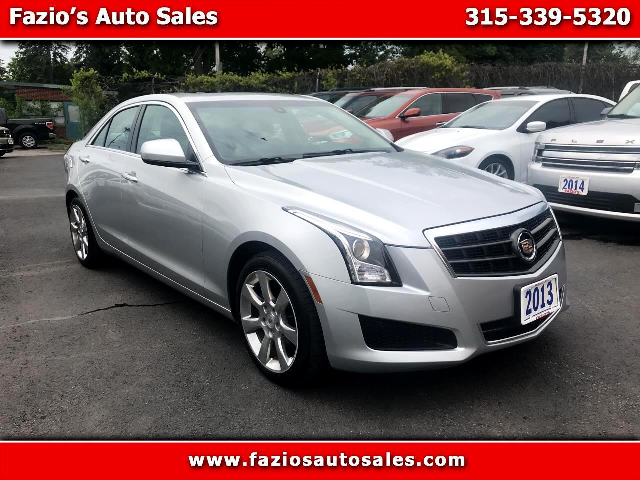 2013 Cadillac ATS 2.0L Base AWD