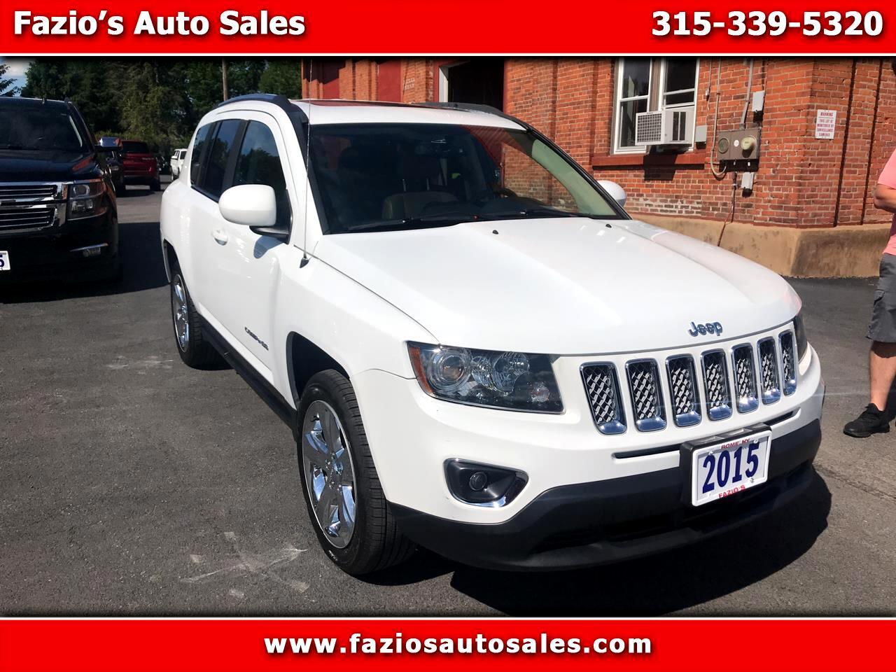 Jeep Compass Limited 4WD 2015