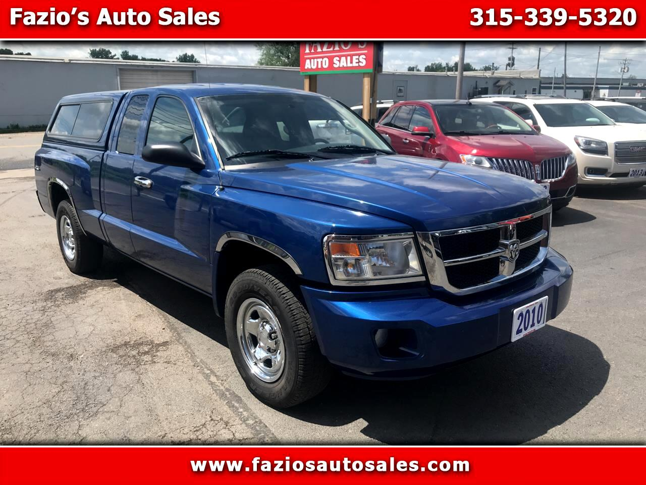 2010 Dodge Dakota 2dr Club Cab 131