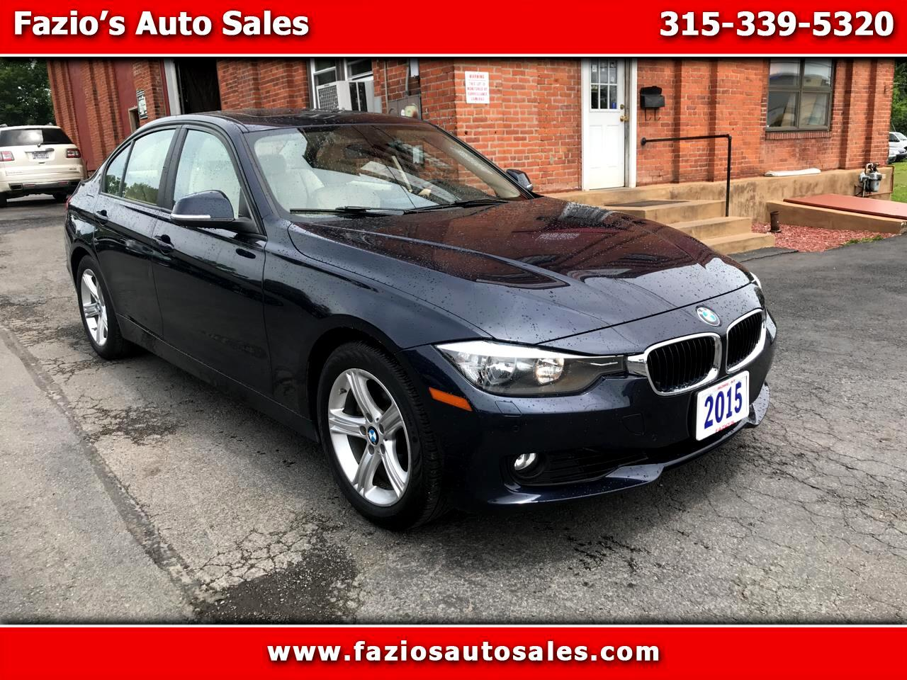2015 BMW 3-Series 328i Coupe - SULEV
