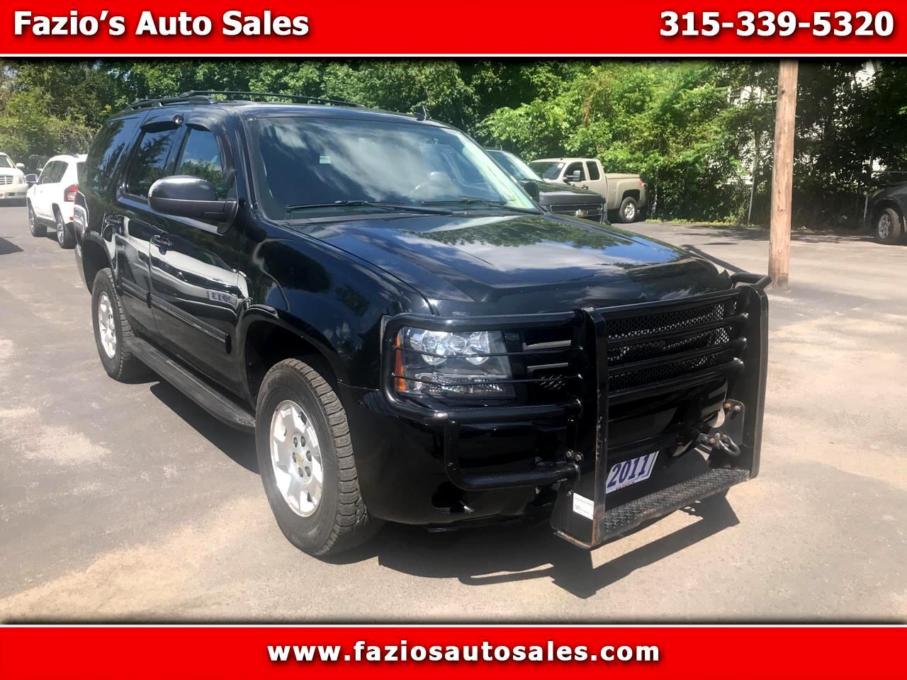 2011 Chevrolet Tahoe 4dr 1500 4WD LT