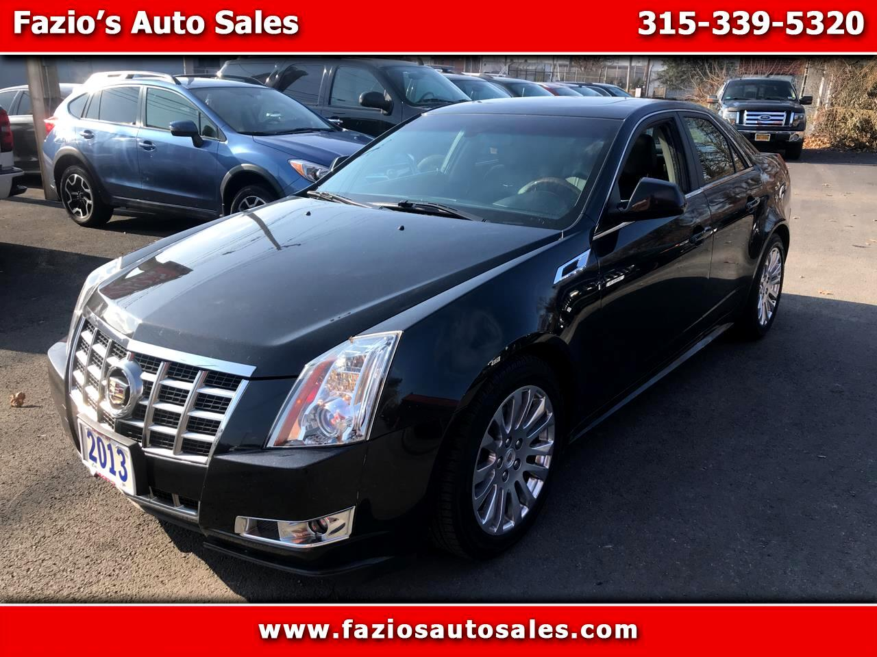 Cadillac CTS Performance AWD 2013