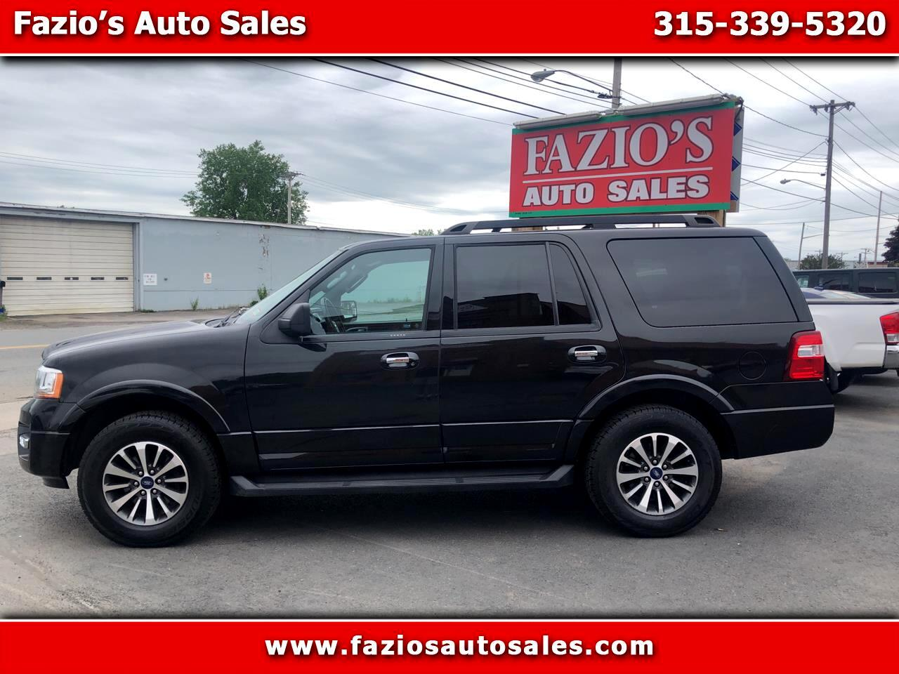 Ford Expedition 4WD 4dr King Ranch 2015