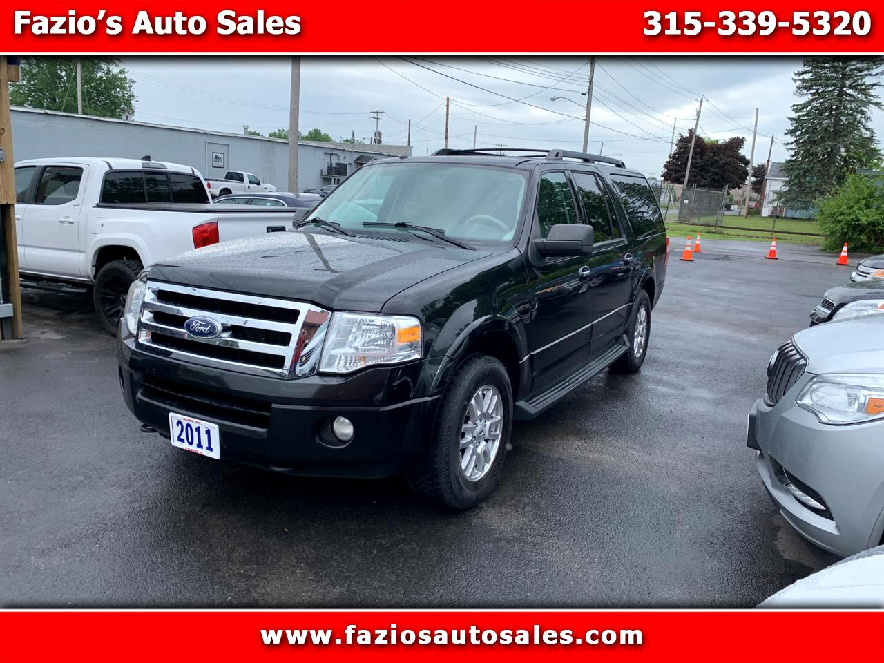Ford Expedition EL 4WD 4dr King Ranch 2011