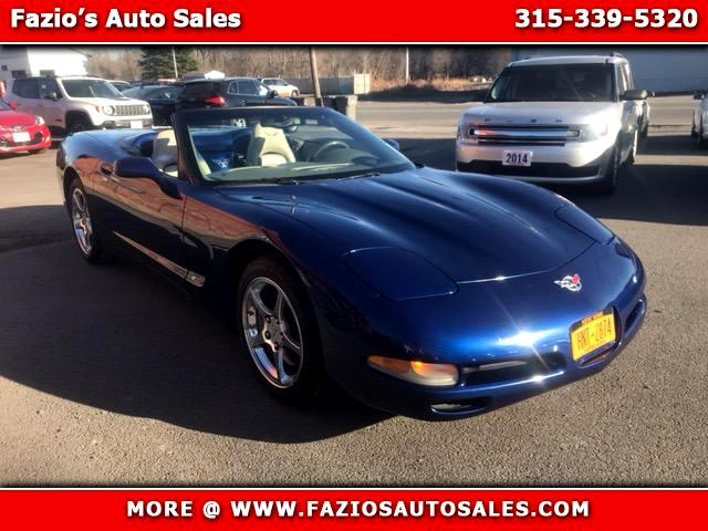 2004 Chevrolet Corvette Convertible LT3