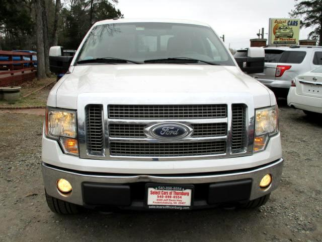 2010 Ford F-150 Lariat SuperCab 5.5-ft. Bed 4WD