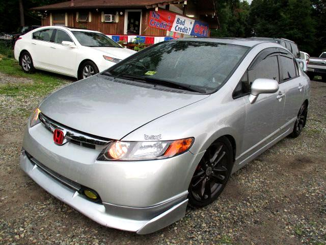 2006 Honda Civic EX sedan AT