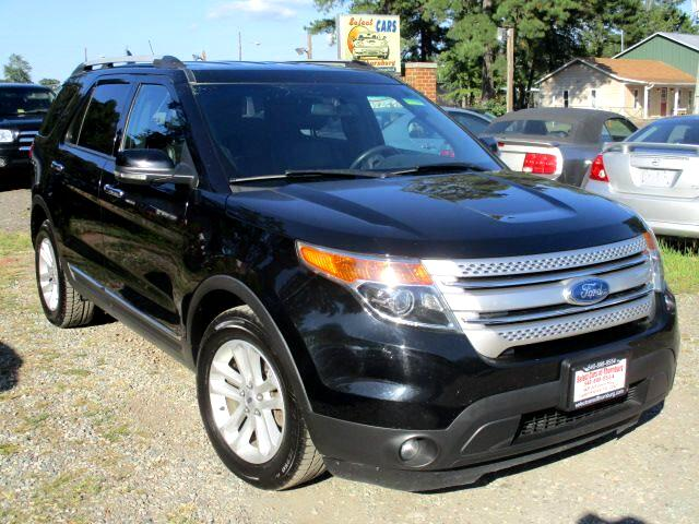 2012 Ford Explorer 4dr Limited 4WD