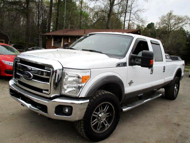 2012 Ford F-350 SD King Ranch Crew Cab 4WD