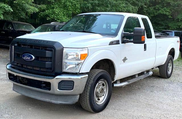 2011 Ford F-250 SD XL SuperCab 4WD