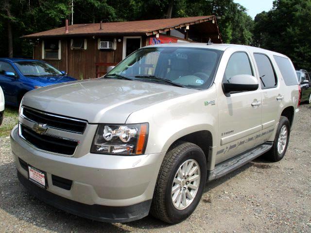 2008 Chevrolet Tahoe Hybrid 1HY 2WD