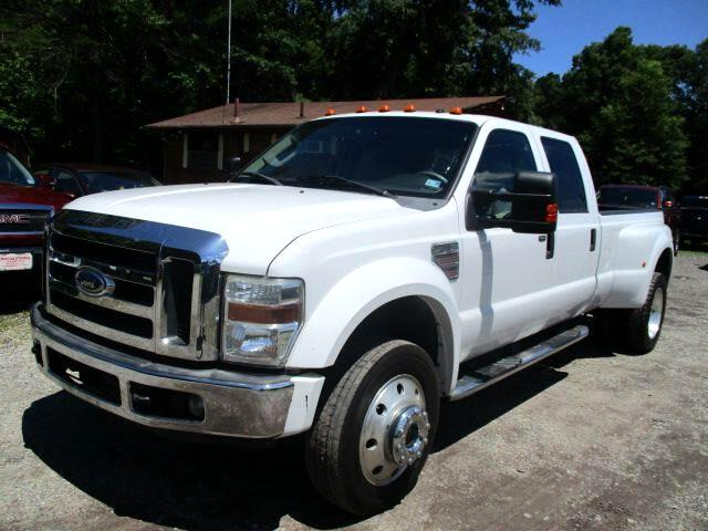 2008 Ford F-450 SD XL Crew Cab 4WD