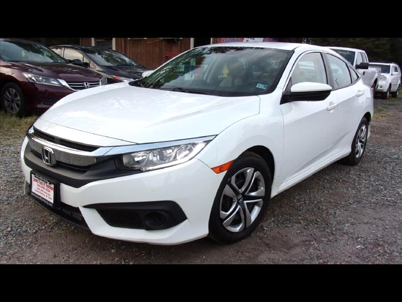 2016 Honda Civic LX Honda Sensing Sedan CVT