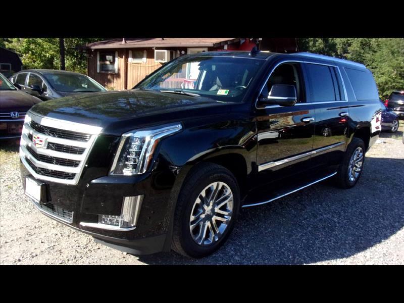 2017 Cadillac Escalade ESV AWD Premium