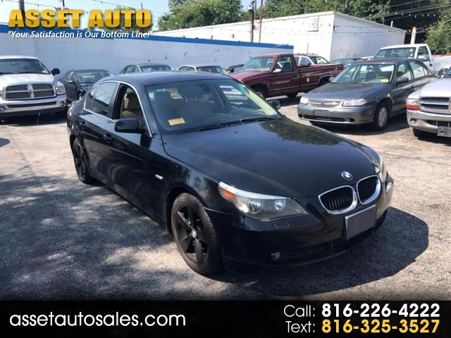 BMW 5-Series 525xi 2006