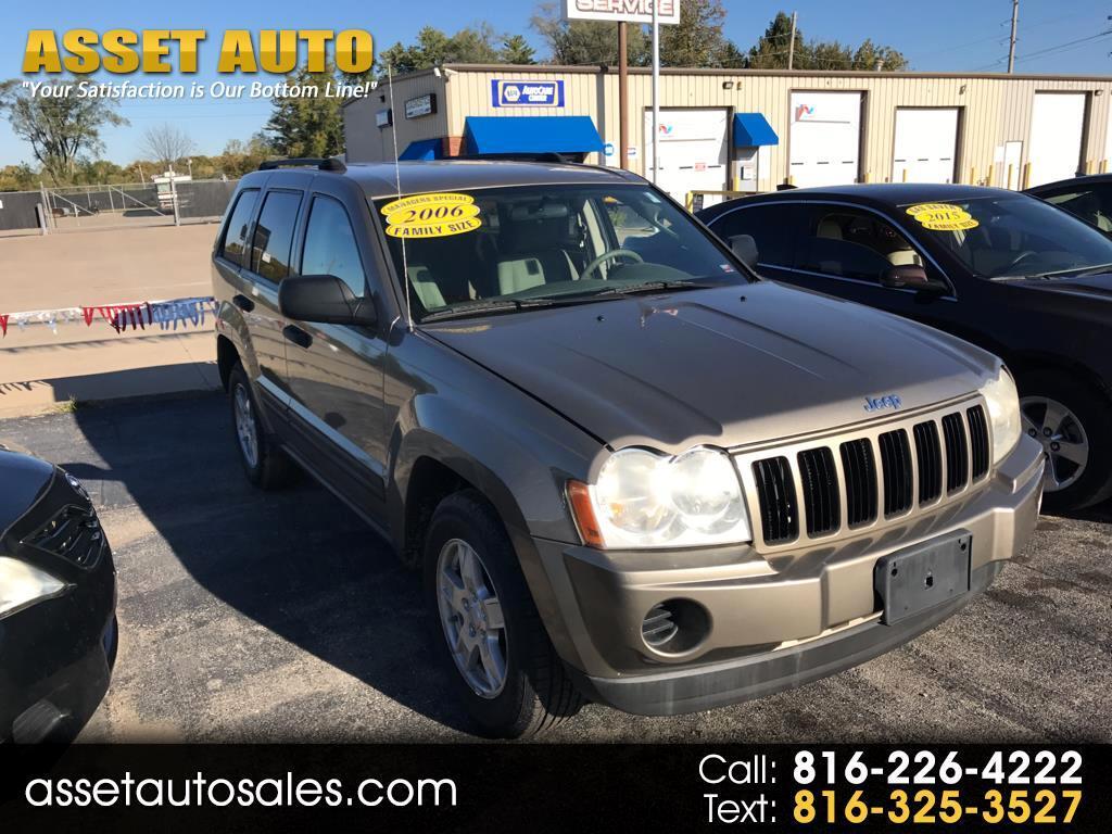 2006 Jeep Grand Cherokee Laredo 4WD