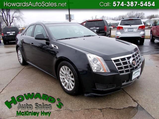2012 Cadillac CTS 3.6 AWD
