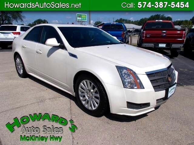 2010 Cadillac CTS AWD