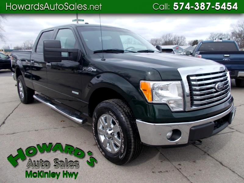 2012 Ford F-150 XLT SuperCrew 6.5-ft. Bed 4WD