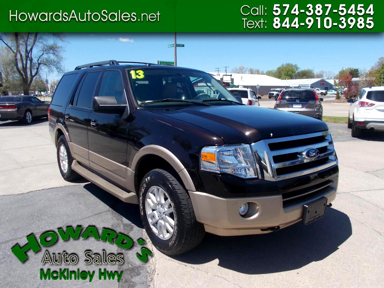 Ford Expedition 5.4L XLT 4WD 2013